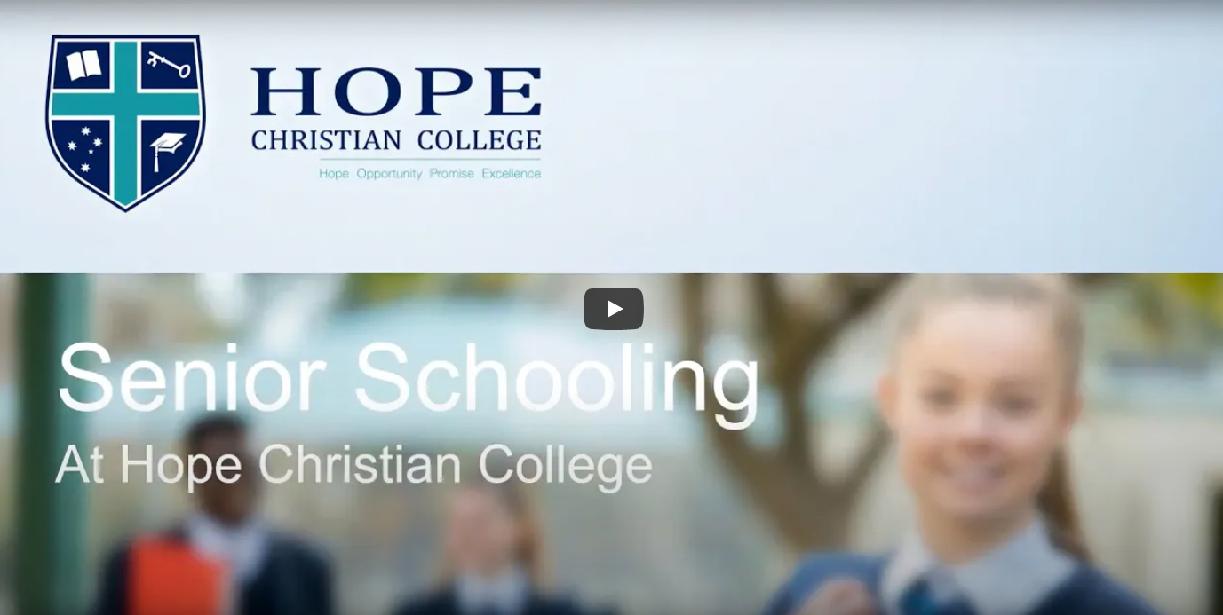 Senior Schooling and the SACE